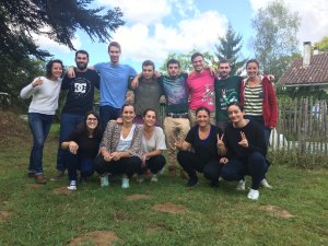Service Civique SVE international volontariat