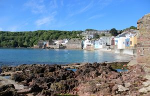 Millbrook, Cawsand in UK Pistes Solidaires