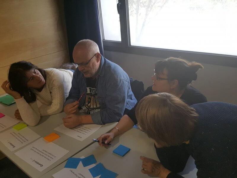Senior Social Entrepreneuring : Séminaire à Barcelone