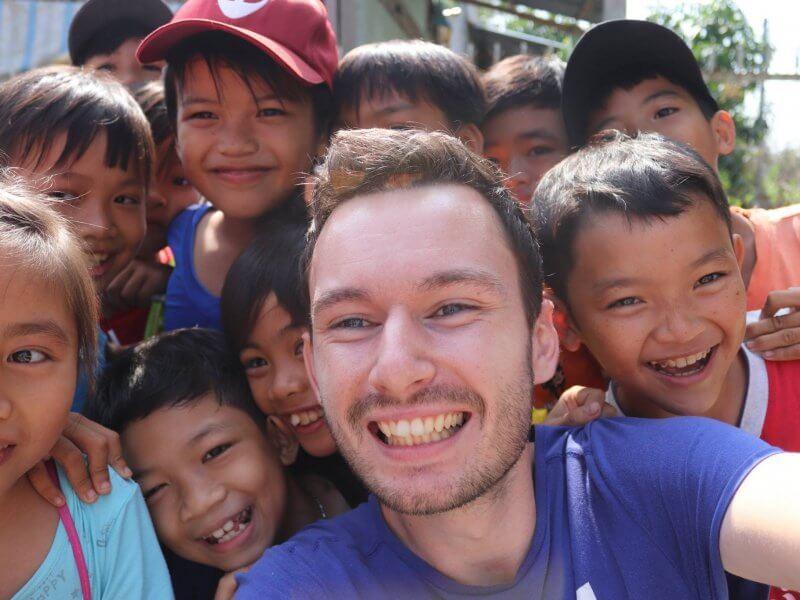 SERVICE CIVIQUE VIETNAM LONG MY PISTES SOLIDAIRES