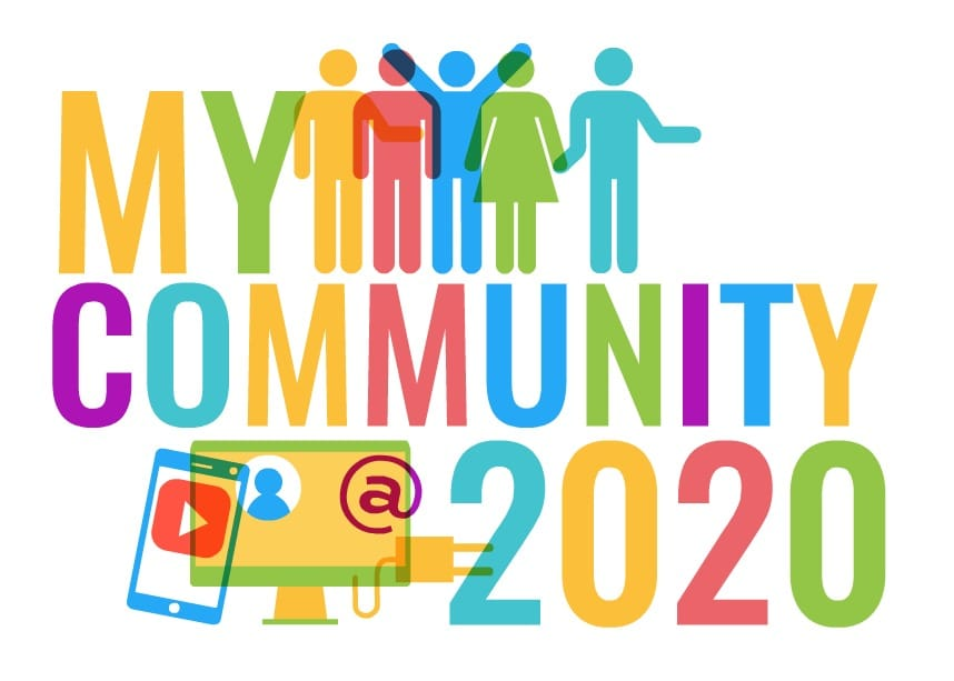 LOGO MY COMMUNITY 2020