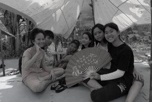 Volontaires Service Civique international Orphelinat Vietnam