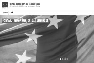 PORTAIL EUROPEEN DE LA JEUNESSE COMPTE PASS CORPS EUROPEEN DE SOLIDARITE