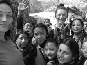 Service Civique International Volontaires éducation reconstruction Népal