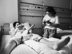 Volontariat Corps européen de solidarité Roumanie Bucarest Hôpital
