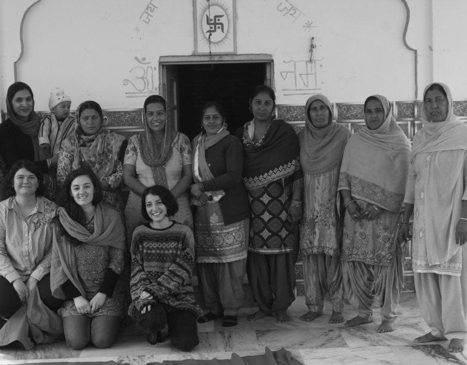 Volontaires Service Civique Pistes-Solidaires Inde RUCHI